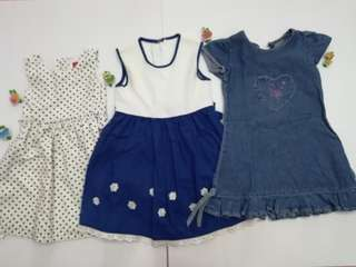 Toddle Girl Dress for age 3-4