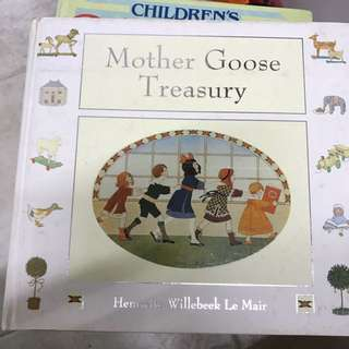 Mother goose Treasury