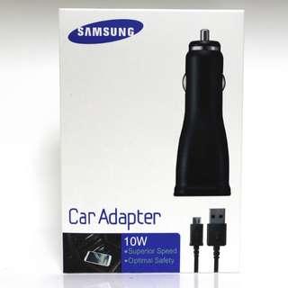 [BNIB] Samsung Car Adapter 10W