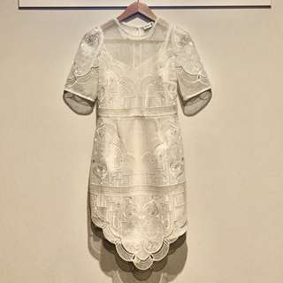 Alice McCall Lace dress