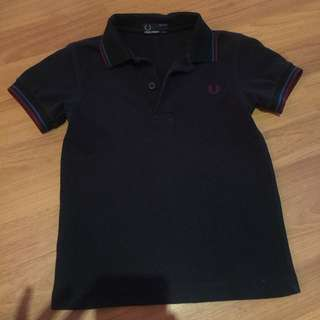 Fred Perry kids polo - used original