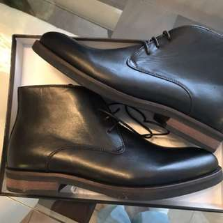 Men's Saks 5th Avenue Leather Boot
