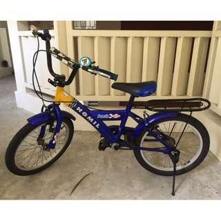 "Kids ""14"" BMX Bicycle"
