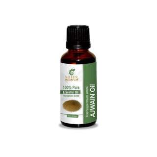 100 % PURE & NATURAL AJWAIN ESSENTIAL OIL 15 ML