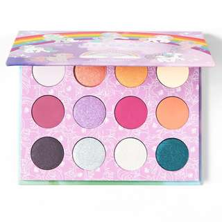 COLOURPOP MY LITTLE PONY Pressed Powder Shadow Palette