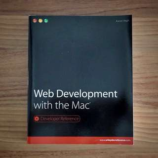 Web Development with the Mac by Aaron Paul Vegh