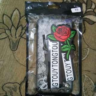 Flower Lace Case Vivo V5 Plus