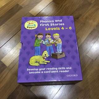 Oxford University Press - Phonics & First Stories Levels 4-6
