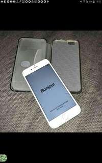 iPhone 6S 256GB Silver (Original Singapore Set)