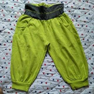 Girl's harem pants 3-4y