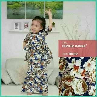 Peplum cotton 3