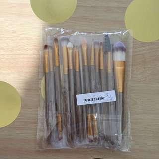 BN Makeup Brushes set