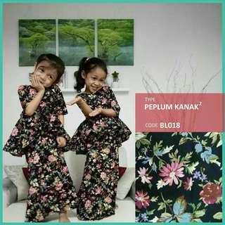 Peplum cotton 4