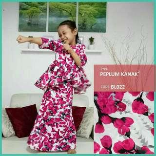 Peplum cotton 5