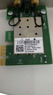 Dell Wireless DW1525 PCIe network card