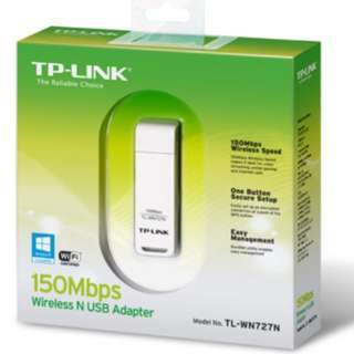 TP-Link 150Mbps Wireless N USB Adapter