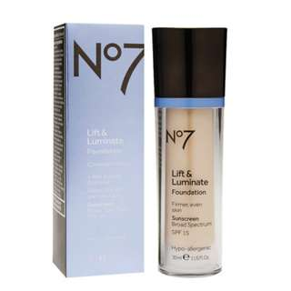 No7 Lift & Luminate Foundation