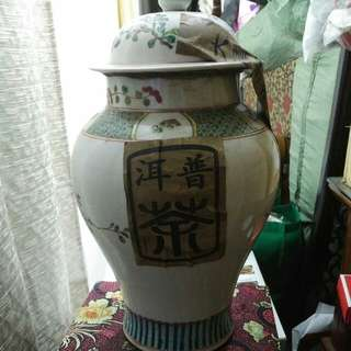 清朝普洱茶