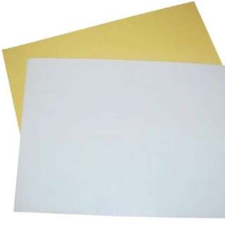CLEARANCE SALE: STICKER PAPER