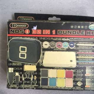 NDS i 32 in 1 bundle kit