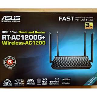 Asus AC1200G+ Wireless Router