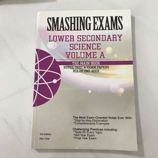 Smashing Exam Vol A ( notes tests exam papers)