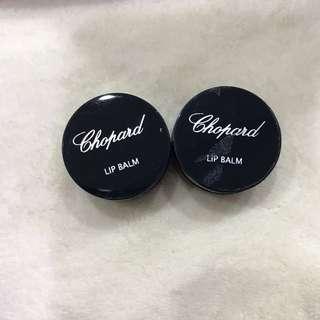 Authentic Chopard Lip Balm