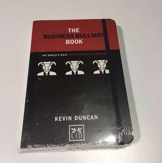 The Business Bullshit Book - Kevin Duncan
