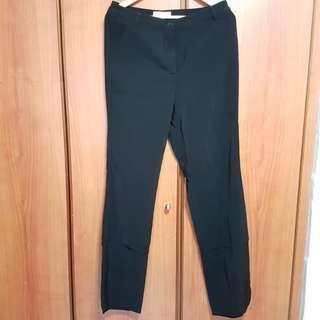 Scottage Black Pants Size 40
