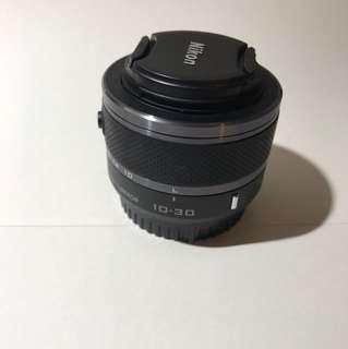 Nikon 1 10-30mm lens