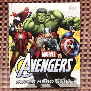Marvel Avengers - Super Hero Guide