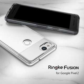Google Pixel 2 / XL Ringke 透明保護套