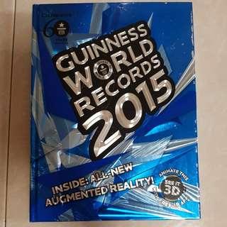 Guinness world record 2015