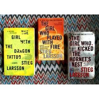 Stieg Larsson Series