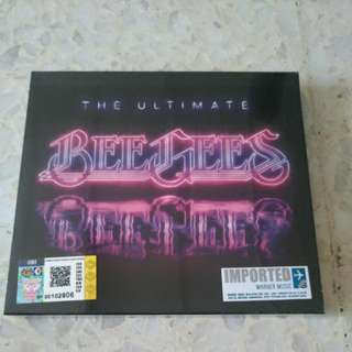 Bee Gees Ultimate Collection 2CD +DVD