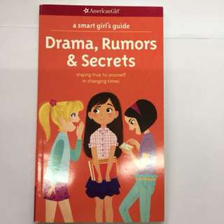 An American Girl: Drama, Rumor and Secrets