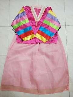 Korean girl dresses