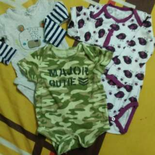(Alls)Baby rompers
