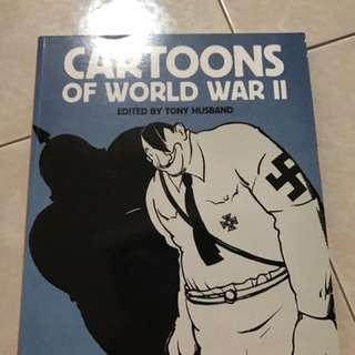 Cartoons of world war 2
