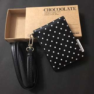 100% New :CHOCOOLATE Cardholder (Last One)