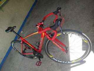 Atomic Road Bike