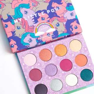 My Little Pony Instock! Colourpop