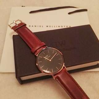 Daniel Wellington Classic St Mawes 40mm Original