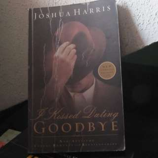 I Kissed Dating Goodbye by Joshua Harris [FREE SHIPPING]