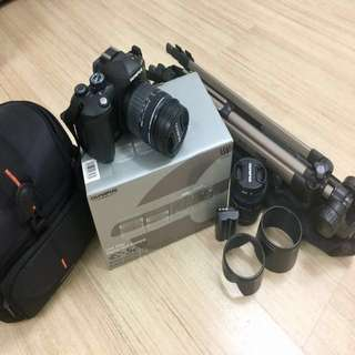 DSLR Olympus camera 🎥