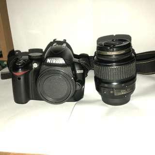 Used Nikon D3000 Camera