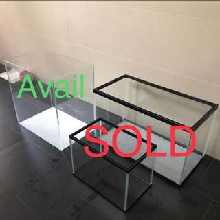 Aquarium Tanks for Sale! (Glass Tank only)