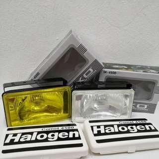 4500 SPORTLIGHT sk 4500 (Saxo) Yellow/White colour (1pc)