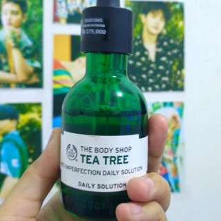 The body shop daily solution