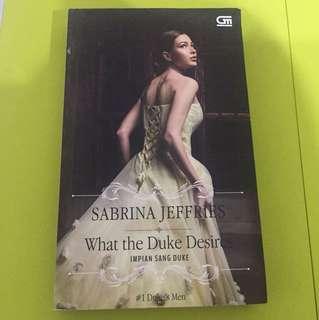 Sabrina Jeffries -Impian Sang Duke